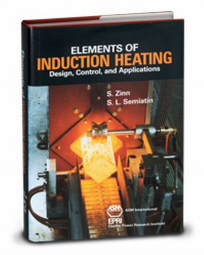 Elements of Induction Heating: Design Control and Applications (06522G)