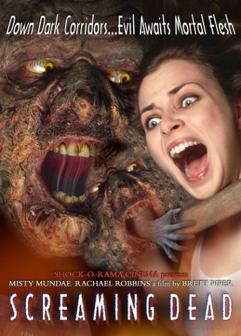 Screaming Dead [DVD] [Region 1] [US Import] [NTSC]