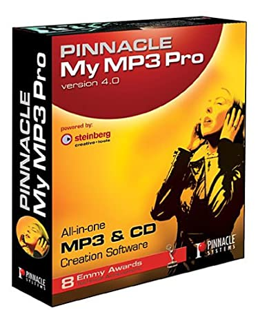 Pinnacle My MP3 Pro