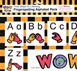 WOW Fingerspelling: Alphabet Pack (WOW Kids)