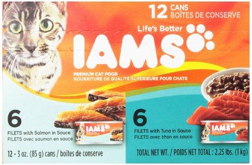 Amazon Iams Cat Food Fish