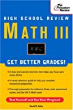 High School Math III Review (Review Smart) (0375750754) by Kahn, David