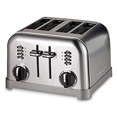 Cuisinart Metal Classic 4-Slice Toaster by Cuisinart