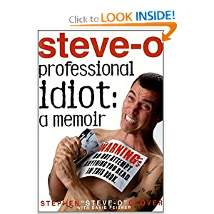 Professional Idiot - Steve Glover