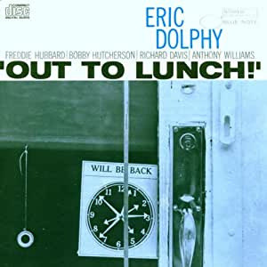 ERIC DOLPHY-OUT TO LUNCH