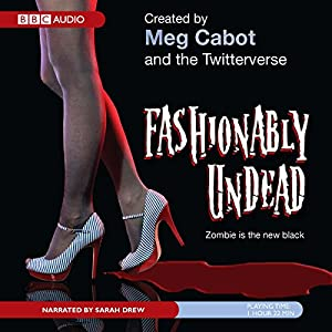 Fashionably Undead Audiobook