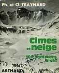 Cimes et neige, 102 sommets a ski