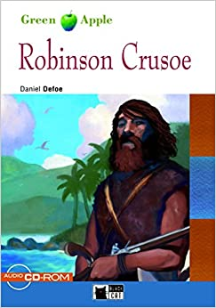 Robinson Crusoe Black Cat Green Apple