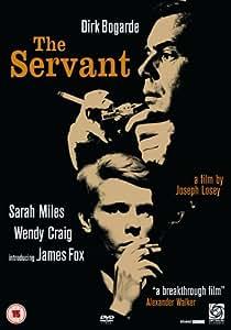 The Servant [DVD] (1963)