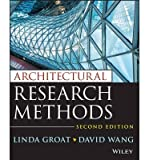 img - for [ { ARCHITECTURAL RESEARCH METHODS } ] by Groat, Linda N (AUTHOR) Apr-08-2013 [ Paperback ] book / textbook / text book