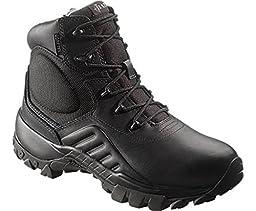 Bates Men\'s Delta Gore-Tex 6 Inch ICS Waterproof Boot, Black, 12 M US