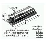 IDEC ターミナルブロック(固定端子台7mmピッチ8極) 【BD7-MB8】