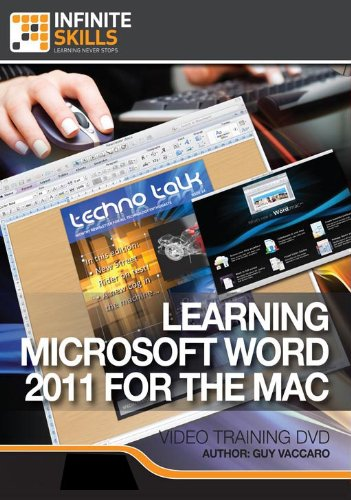 Learning Microsoft Word For Mac 2011 [Download]