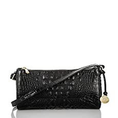 Laurette Crossbody<br>Black Melbourne