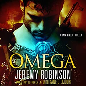 OMEGA (A Jack Sigler Thriller - Book 5) Audiobook