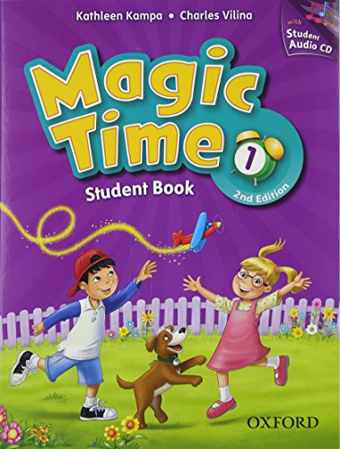 Magic Time: Level 1: Student Book and Audio CD Pack