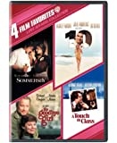 4 Film Favorites Love Affairs Collection (The Goodbye Girl / Sommersby / 10 / A touch Of Class)
