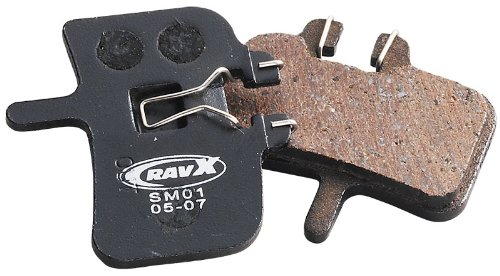 Image of RavX Hayes Mag, MX 1 Semi-Metal Disc Pads (BD01B)