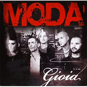 Modà - Gioia (2013) mp3 320kbps