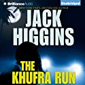 The Khufra Run (       UNABRIDGED) by Jack Higgins Narrated by Michael Page