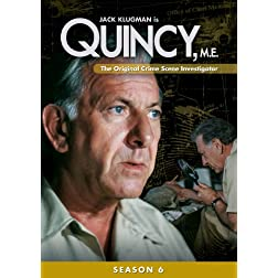Quincy, M.E.: Season Six