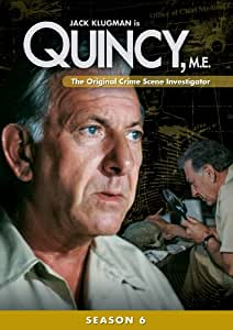 Quincy Me: Season 6 [DVD] [Region 1] [US Import] [NTSC]