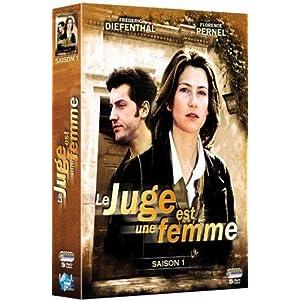 Le juge est une femme, saison 1 - Edition 5 DVD