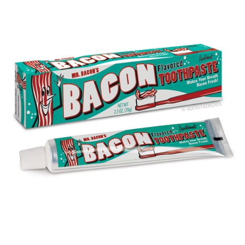 Accoutrements Mr. Bacon's 2.5 Oz Bacon Flavored