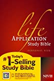 img - for Life Application Study Bible NIV, Personal Size book / textbook / text book