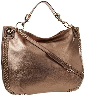 Rebecca Minkoff Mini Luscious Studs H524I001 Shoulder Bag,Bronze,One Size