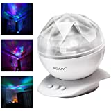 Soaiy Color Changing Led Night Light Lamp Amp Realistic