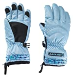Scott Halfpint Children's Gloves blue light blue Size:L