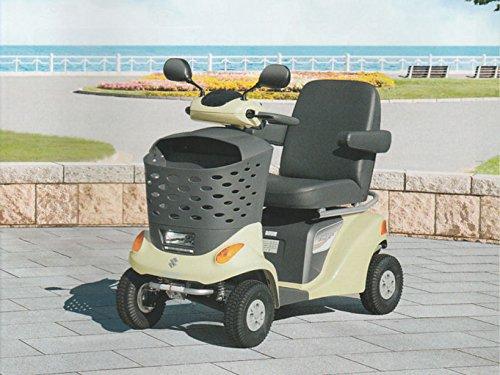 スズキセニアカー ET4D(新品、安心サービス・メンテナンス付)