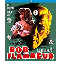 Bob Le Flambeur aka Bob the Gambler [Blu-ray]