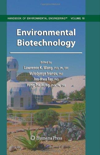 Environmental Biotechnology (Handbook of Environmental Engineering)
