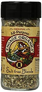 Engage Organics Spices, Orig All-Purpose, 2.08 Ounce
