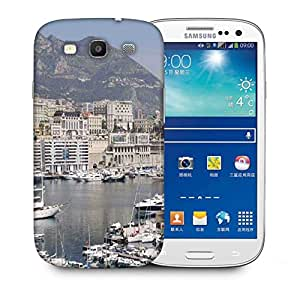 Snoogg White Yards Designer Protective Phone Back Case Cover For Samsung Galaxy S3