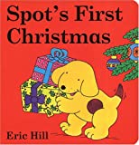 Spots First Christmas Lift The Flap