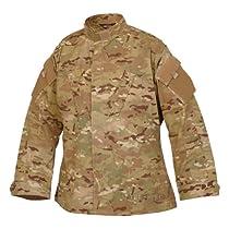 Tru-Spec Tactical Response Shirt, Multicam NYCO, Large, Regular 1265005