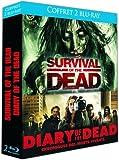 echange, troc Survival Of The Dead , Diary Of The Dead [Blu-ray]
