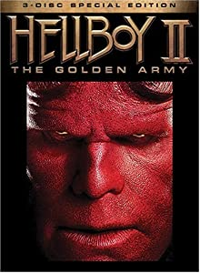 Hellboy II: The Golden Army (Three Disc Special Edition)