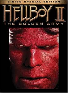 Hellboy 2: The Golden Army (Bilingual 3-Disc Special Edition)