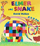 Elmer and Snake (009949518X) by McKee, David