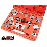 ABN Precision Brake Caliper Wind Back Tool Kit - 12PC