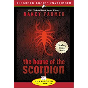 Amazon.com: The House of the Scorpion (0807897700743): Nancy ...