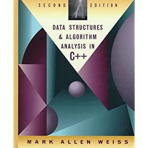 Data Structures and Algorithm Analysis in C++ (2nd Edition) by Mark Allen Weiss