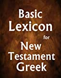 Read Basic Lexicon for New Testament Greek on-line