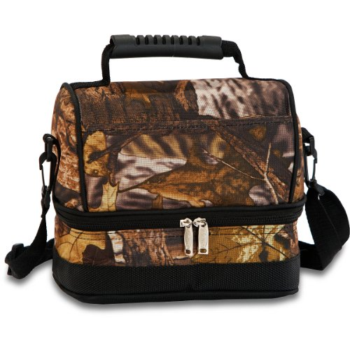 Picnic Plus Columbus Lunch Tote Camouflage - Picnic Plus Psm-238C front-1046806