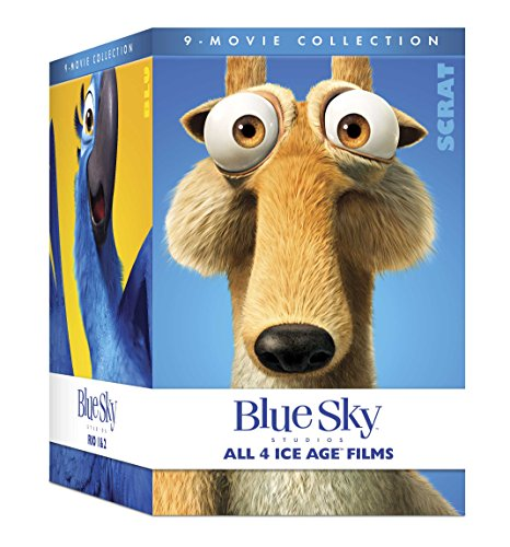 Blue Sky Family Collection [Blu-ray]