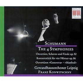 """Symphony No. 3 in E-Flat Major, Op. 97, """"Rhenish"""": IV. Feierlich"""